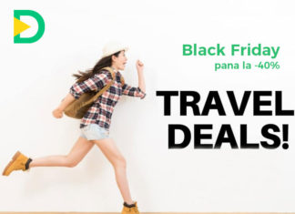 Black Friday pe Direct Booking
