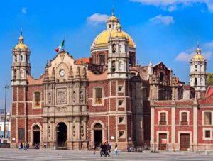 Catedrala Fecioarei de Guadalupe Mexico City