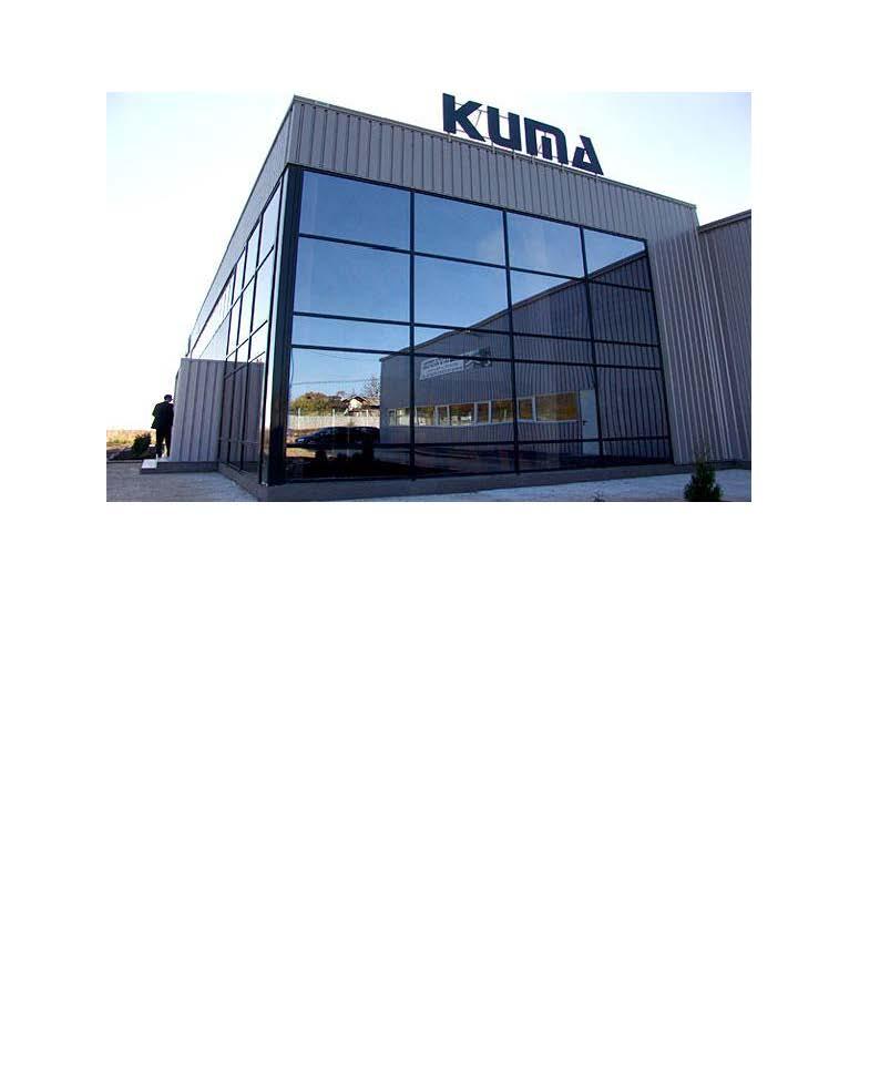 Fabrica KUMA