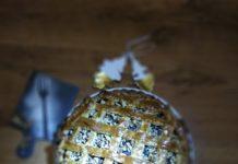 Crostata cu magiun de prune si nuci