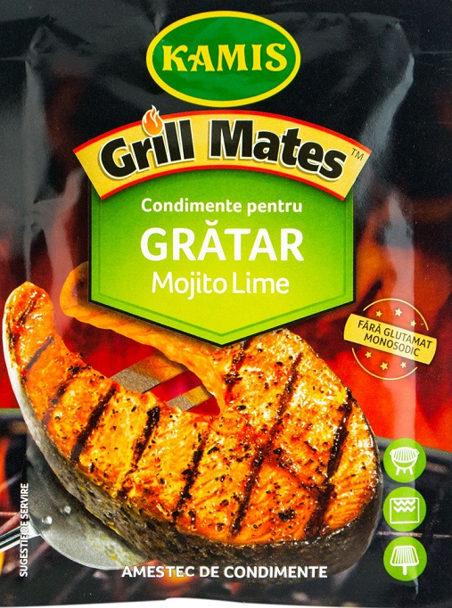 Kamis Grill Mates Mojito Lime