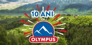 Olympus 10 ani