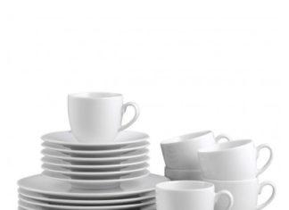 Serviciu cafea portelan Zen 18 piese Creatable