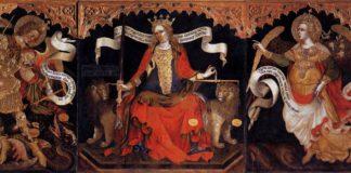 Sfintii Arhangheli Mihail si Gavril