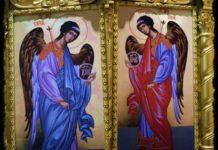 Sfintilor Arhangheli Mihail si Gavriil