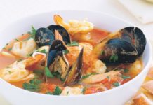 Supa Bouillabaisse