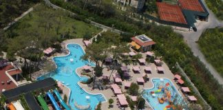 ali bey resort sorgun view