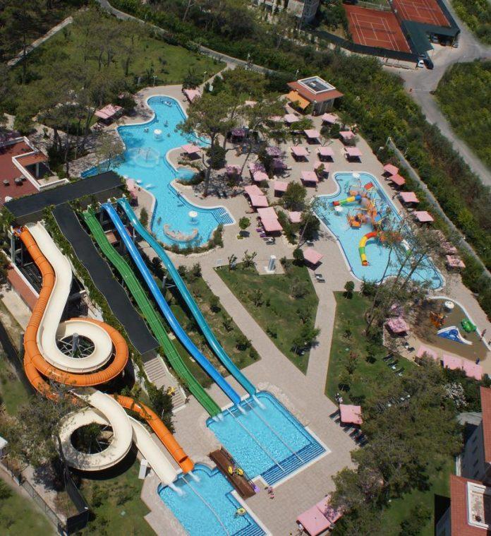 ali bey resort sorgun view