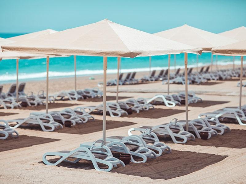 beach paloma orenda