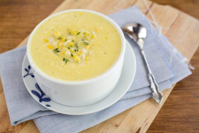 Supa de porumb