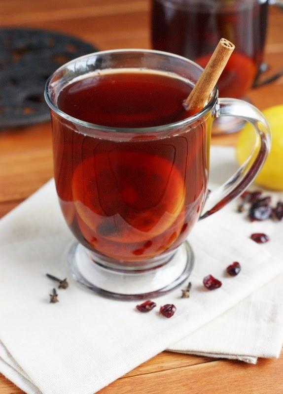 Ceai cu mirodenii