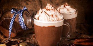 Ciocolata calda cu cognac
