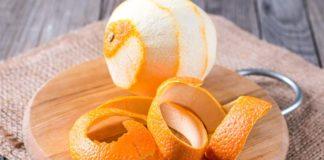 Coaja de portocala