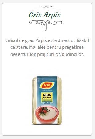 Gris premium Arpis