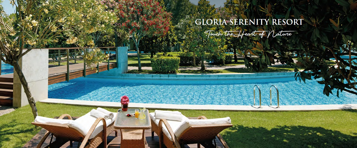 gloria serenity resort