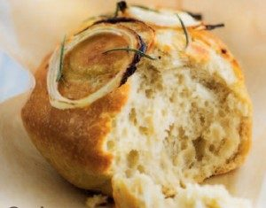 paine cu ceapa