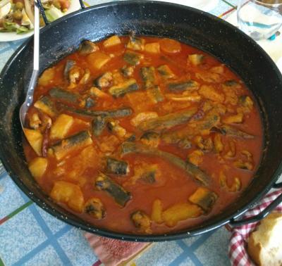 Calatorie gastronomica in Alicante cu TAROM