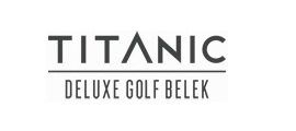 logo titanic deluxe golf belek