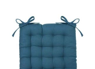 Perna scaun albastru