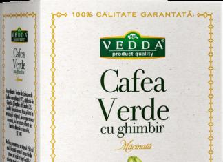 Cafeaua verde cu ghimbir – reteta minune pentru slabit