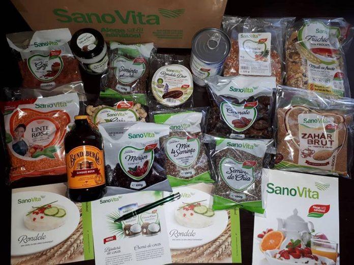 produse sanovita
