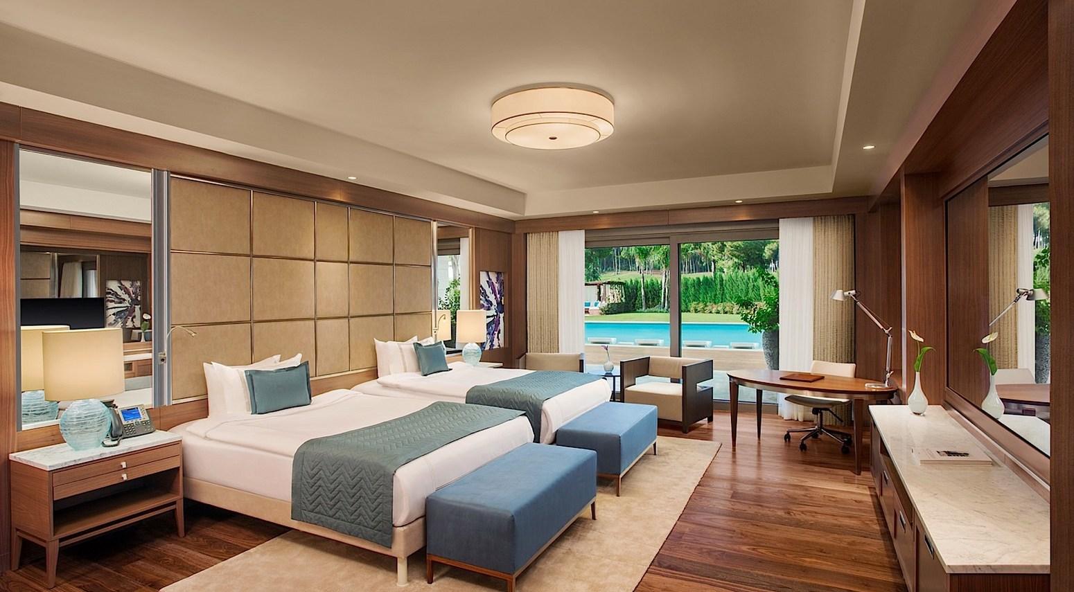 regnum carya resort room 1