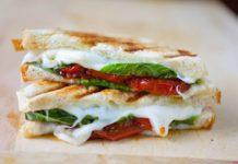 Sandwich-uri vesele pentru copii