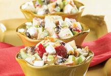 Salata cu telina si nuca
