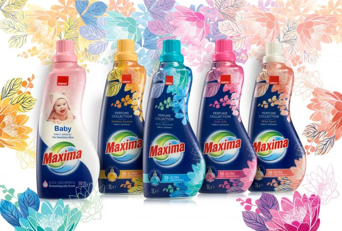 sano maxima perfume collection