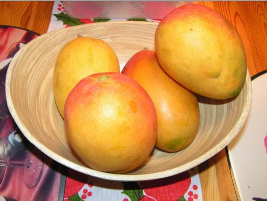 Mango, regele fructelor