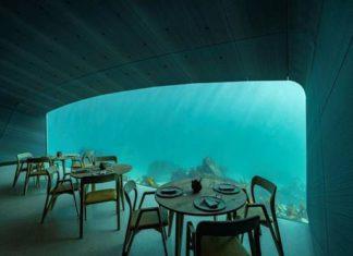under primul restaurant subacvatic din europa